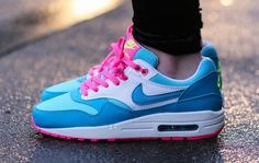 Nike Air Max 1 GS Pink Power | Sole Collector