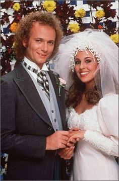 The marriage of Luke and Laura.  General Hospital