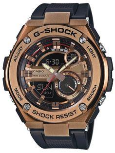 CASIO G-SHOCK G-STEEL | GST-210B-4AER