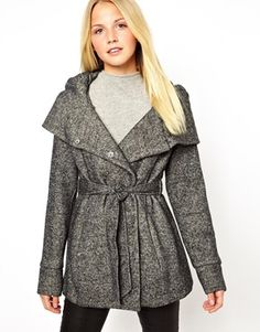 New Look Belted Snood Coat (have this one, but looks better on me than the model! ;-)