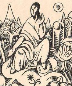 ZRZAVÝ, JAN - KÁZÁNÍ KVĚTINÁM. Roman Catholic, Book Art, Illustrator, Lovers, Artist, Ideas, Pictures, Catholic, Artists