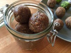 Energy Balls - for those days you need a little pick me up! Gluten Free, Dairy Free, Vegan, Whole 30 & Paleo!  Check out the recipe on www.thewonkyspatula.com