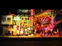 Sydney - City and Suburbs: David Jones department store, Christmas windows