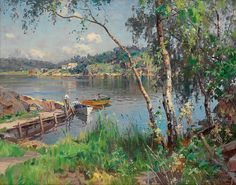 Fra Vrengen, Tjøme  Even Ulving (1863 -1952) via Hare in Meadow FB Wonderful lighting.