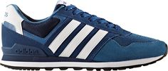 Men's Adidas NEO 10K Color Navy  Athletic Sneaker Casual Shoes NEW  BB9784 #Adidas #AthleticSneakers