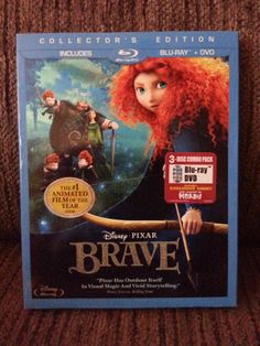 Brave collector's edition combo pack