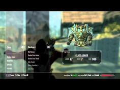 Skyrim Shop Keeper's Secret Chest Location - YouTube