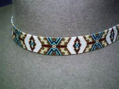beaded hat band patterns - Bing Images