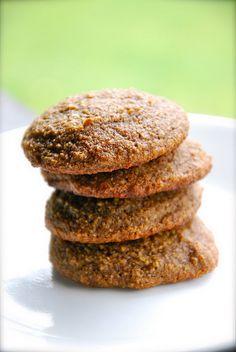 Cinnamon Apple Cookies -- Grain-Free and Dairy-Free
