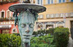 SPAS IN THE CZECH REPUBLIC-fountain karlovy vary