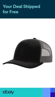 4e1c52d4 Royal/Red - 112 Trucker Mesh Snapback Adjustable Hat by Richardson ...