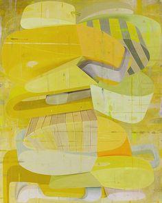 Deborah Zlotsky, Once it started 2015, Oil on canvas