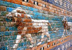 Lion of Babylon, traces of the old Iraq, Iraqi civilization, Mesopotamia