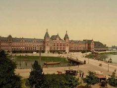 Oud Amsterdam - Old Amsterdam