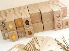 Nice & simple packaging from Passionfruit Island