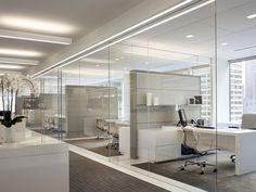 Sanders Capital, NY Offices The Mufson Partnership