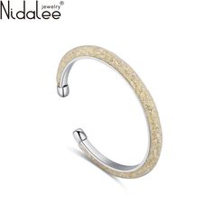 18K Plaqué Or Rubis Band Bracelet Bangle Women Wedding Party Banquet Bijoux