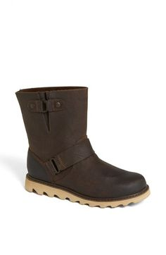 best cheap 7611d 466e3 Sorel  Scotia  Waterproof Boot available at  Nordstrom Gummistövlar,  Knähöga Stövlar, Läderstövlar