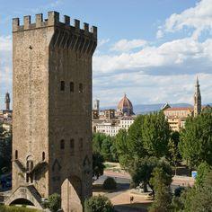 This summer, climb San Niccolò tower!