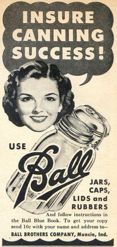 Ball. Parents Magazine 1945