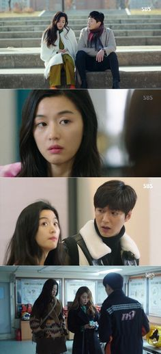 """Jeon Ji-hyeon and Lee Min-ho's """"The Legend of the Blue Sea"""" comes on top again @ HanCinema :: The Korean Movie and Drama Database"""
