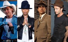 Hat tricks: how to look good in a hat - Telegraph