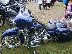 Hogs, Harleys, Baggers, Choppers - Page 100