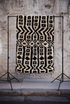Image of Curators Collection - Boucherouite Rag Rug - Aztec