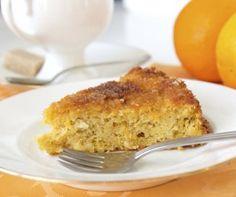 Gâteau léger à l'orange