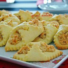 SnapWidget | Aci badem lezzetinde bir kurabiye desem Ama findikli