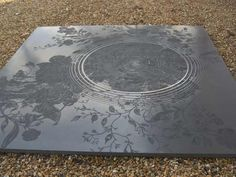 """Graphic Relief Ltd - Timorous Beasties """"Tree of Life"""" - cast and moulded concrete"""