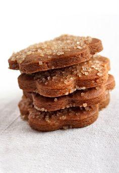 la formula del biscotto: esperimento 71: frollini al caramello