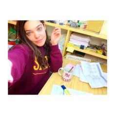 Sol + estudio= buen día ☀️☀️