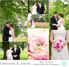Woodlands & Algonkian Wedding, Spring Wedding