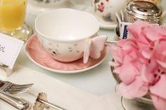 Chá da tarde só para meninas