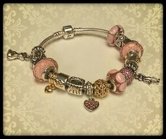 My Pink Pandora #MyPandora