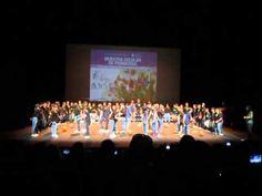 "Sambalele ""En clase hacemos música"" 2015, colegio Tahona Pozuelo - YouTube"