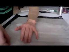 Уроки валяния: работаем с шёлковым префельтом - Ярмарка Мастеров - ручная работа, handmade