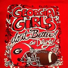 UGA girls :)
