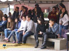 Feria de Bienestar Universitario. Bienvenida de Semestre.