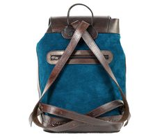 The Mochata leather backpack is handmade from natural suede and is the perfect everyday backpack for school, Uni or work. Unique and beautiful yet strong and practical
