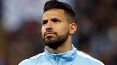 Sergio Aguero could make a speedy return to action as Premier League leaders Manchester City host Stoke on Saturday. Roman Reigns Tattoo, Sergio Aguero, Zen, Kun Aguero, Pep Guardiola, New Haircuts, Best Player, Manchester City, Football Players