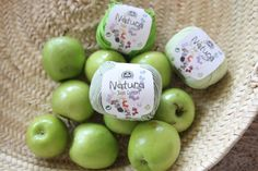 Image of DMC Natura Just Cotton - Delicious Soft Greens