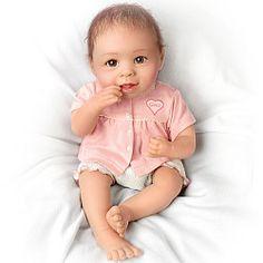 Precious Grace Lifelike Baby Doll - Realistic Baby Dolls