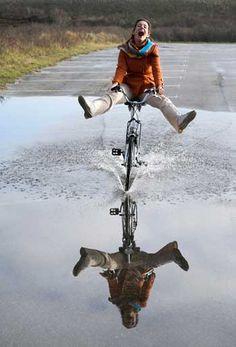 enjoy the ride #cycling #bikes