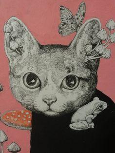 Добро пожаловать в причудливый мир Юко Хигучи — lovelypuppets.ru