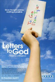 Letters to God. Movie based on a true story about how a boy fighting cancer becomes the inspiration for a whole community.