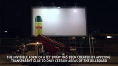 ORPHEA Outdoor Billboard Trap Advertising