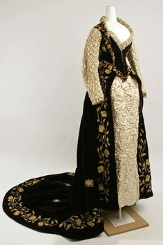 Fancy Dress Costume, c. 1890-1900