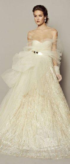 Rafael Cennamo Fall 2014 Bridal Collection